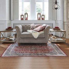 Teppich Le Perron rot