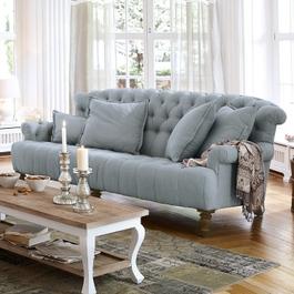 Sofa Springfield Village graublau
