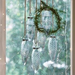 Weihnachtsschmuck 6er Set Loulay