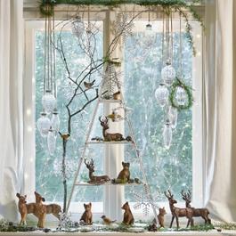 Weihnachtsschmuck-Set Rouen