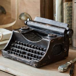 Deko-Schreibmaschine Aimeric
