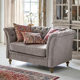 Sofa Clères grau
