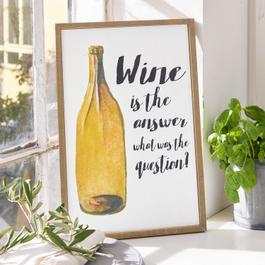 Dekoboard Wine