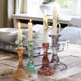 Kerzenständer 4er Set Marta