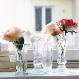 Vase 4 er Set Filla