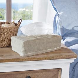 Husse für Taschentuchbox Monthelie beige
