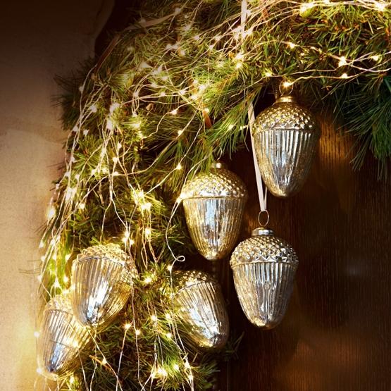 Weihnachtsschmuck 6er Set Gland