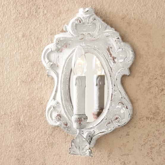Wandlampe Blanche