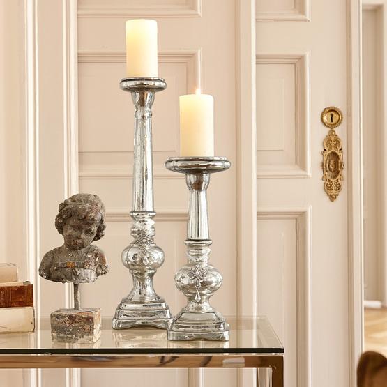 Kerzenständer 2er Set Charlene
