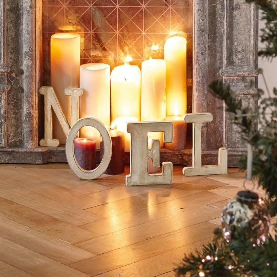 "Buchstaben ""NOEL"" Letters"
