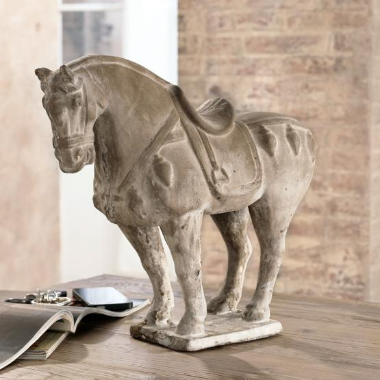 Deko-Pferd Paco
