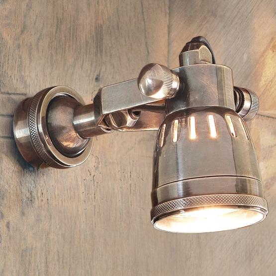 Wandlampe Bedford