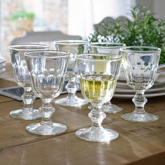 Weingläser 6er Set Pouce vin