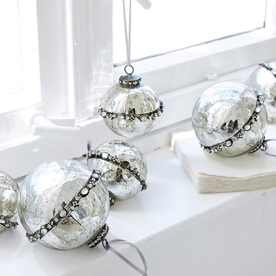 Weihnachtsschmuck 6er Set Cloé