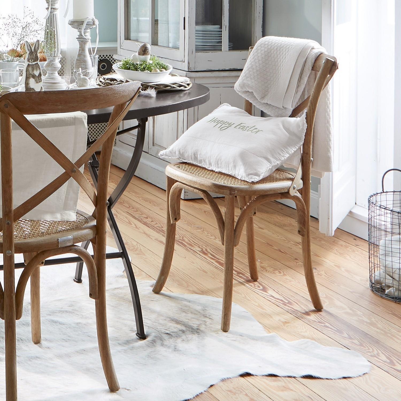 stuhl kary braun loberon. Black Bedroom Furniture Sets. Home Design Ideas