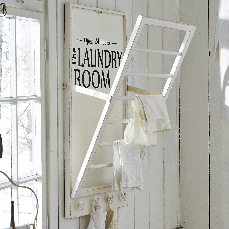 Handtuchhalter laundry room loberon - Handtuchhalter landhausstil ...