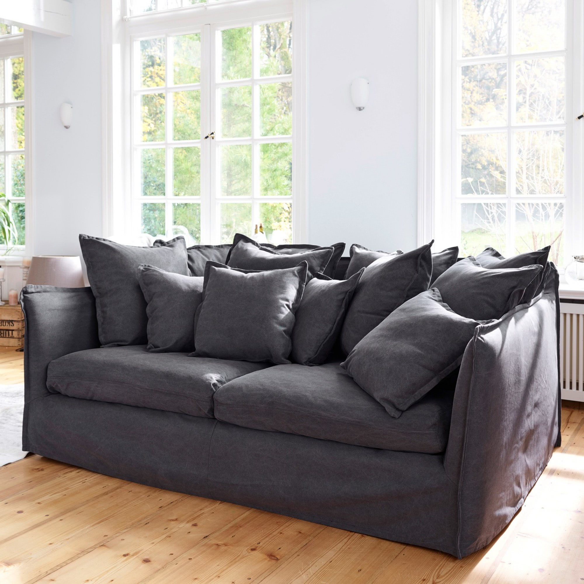 couch anthrazit beautiful couch anthrazit best antik sofa. Black Bedroom Furniture Sets. Home Design Ideas