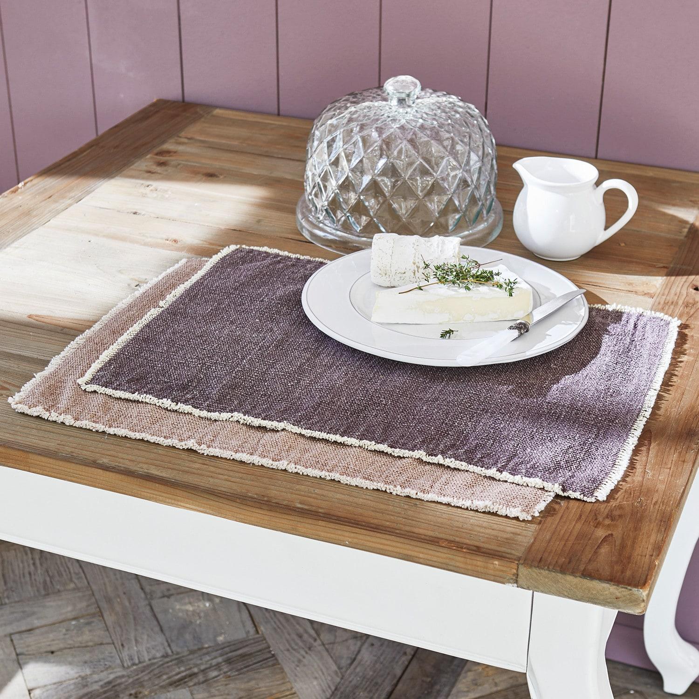 platzset 2er set kelsey loberon. Black Bedroom Furniture Sets. Home Design Ideas