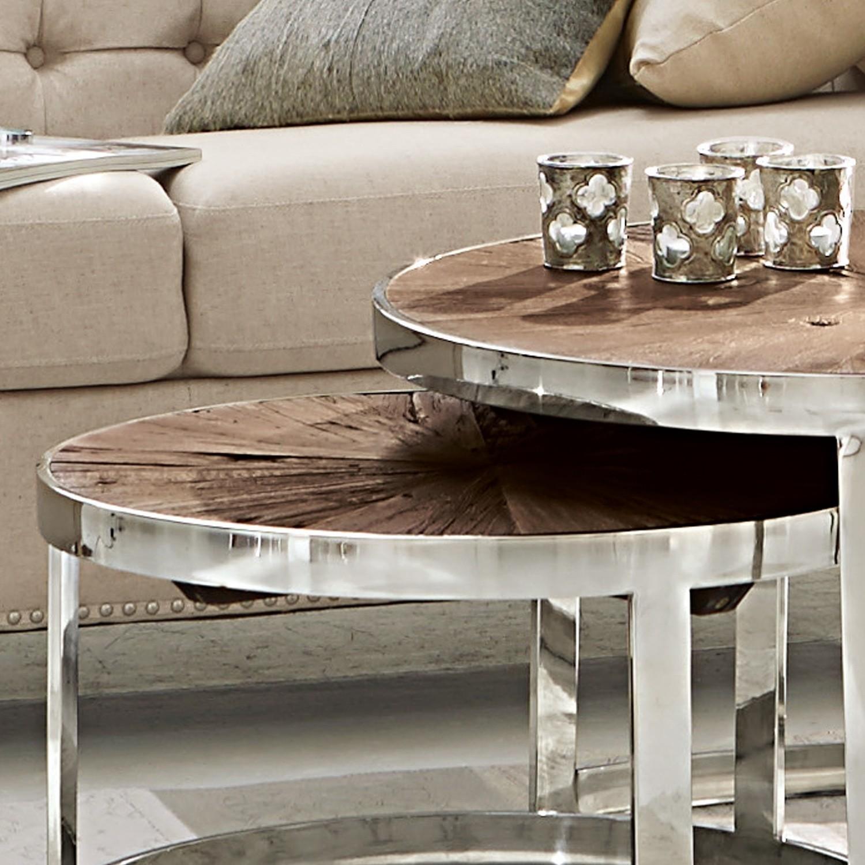 couchtisch 2er set houghton loberon. Black Bedroom Furniture Sets. Home Design Ideas